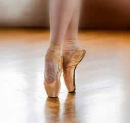 やさしいクラシックバレエ