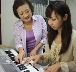 幼児期から大人まで初心者も経験者もOK♪♪          ピアノ♥エレクトーンレッスン