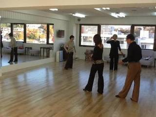 社交ダンス 個人レッスン体験