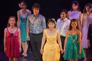 大島明子 Singing Lesson&nbsp JEUGIAカルチャーセンター イオンタウン有松
