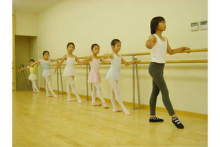 バレエ 初級クラス