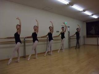 ★バレエ 中級コース