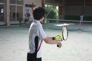 初心者から選手コースまで☆【テニス 天白区 インドア】