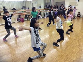 中川・中校キッズ(高学年)楽しく元気に、踊ろう!