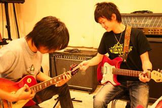 GMSギターコース【天白区植田・春日井の音楽教室】