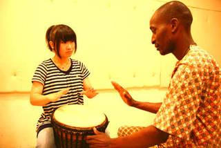 陽気なアフリカンリズムコース【天白区植田・春日井の音楽教室】