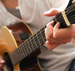 アコースティックギター 個人(スクール 教室 ヤマハ特約店 矢木楽器 八田 蟹江 津島 春田 当知)