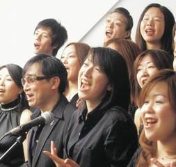 ゴスペルコーラス グループ (スクール 教室 ヤマハ特約店 矢木楽器 名古屋市 八田 蟹江)