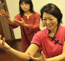飯田橋で太極拳と気功 カラダの中から健康に!初心者歓迎!