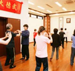 気功と太極拳・初心者クラス 伝統ある気功を渋谷駅前で習う。