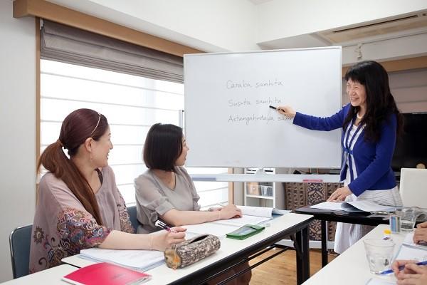 英国アーユルヴェーダカレッジ日本附属校