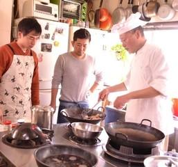 SATO家常(じゃあちゃん)Cooking&nbsp高円寺駅徒歩1分!本物のおいしい中華料理を自宅で作ろう!