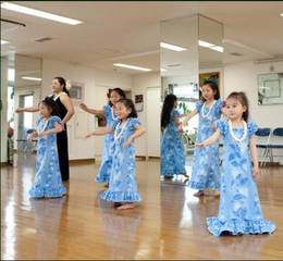 Halau Hula O Kaleimakamae(ハラウ フラ オ カレイマカマエ)&nbsp渋谷スタジオ