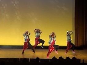 【土曜19時~】ヒップホップをカッコよく踊ろう♪