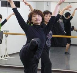 【月・水・土】初心者でも安心♪ジャズダンスレッスン♪