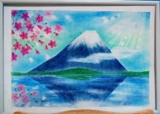 パステルアート 体験レッスン 【東京・銀座教室】