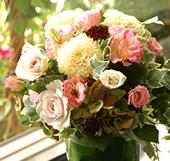 anelaスタイル「プロアネラスタイルアレンジメント(preserved flower)コース」