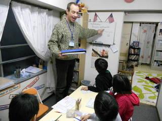 ひばりヶ丘校 ◆ 幼児・小学生・中学生・帰国子女コース ◆