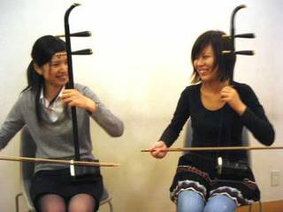 宮地楽器 MUSIC JOY 新宿&nbsp二胡教室 新宿駅
