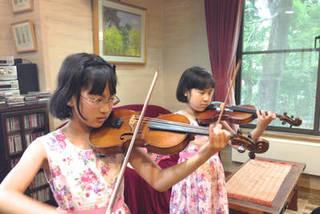VIOLIN教室&nbsp 武蔵境駅から徒歩5分(多摩)バイオリン教室