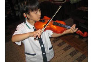 物理学者によるバイオリンレッスン