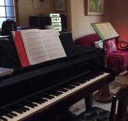 【新設】 ピアノ個人指導