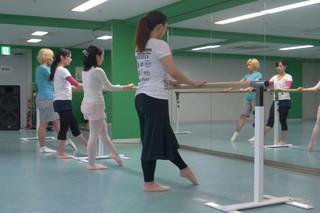 【渋谷】大人から始めるバレエ!平日夜・土曜開講!【体験料2160円】