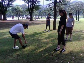 体質改善プログラム