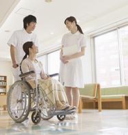 【通信】看護助手講座 / 看護助手の知識と技術を短期マスター、そして協会認定!