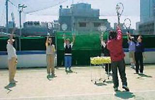 サマディ&nbspサマディ森下テニスクラブ