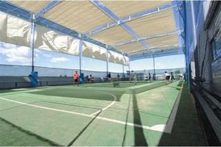 週末テニスでリフレッシュ!