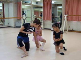 《3歳~4歳クラス》~プレ・バレエレッスン~ @武蔵野市
