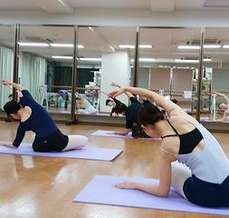 《ジュニア~シニア》ピラティス入門クラス @武蔵境教室