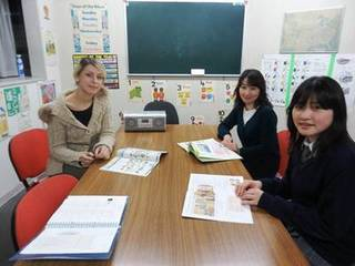 ☆英会話(中高生)無料体験レッスン:成瀬校☆
