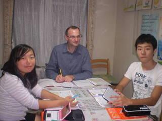ネイティブ先生の学生英会話「中学生、高校生英会話」成瀬校