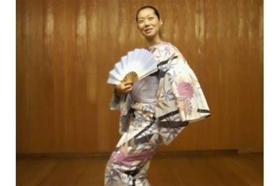 日本舞踊教室 花柳万寿彦(ハナヤギマスヒコ)