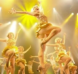 テーマパークダンサー養成クラス(週3)