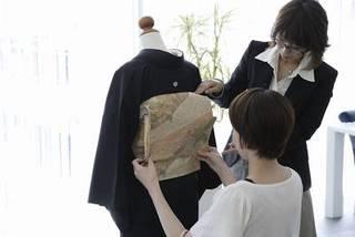 マンツーマン指導で着付けの基本を習得!着付師基本留袖コース