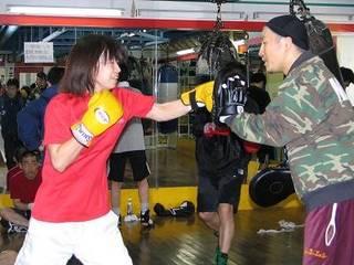 ボクシングエクササイズ体験コース