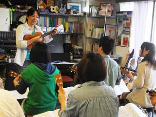 【ウクレレ体験レッスン】楽器初心者から経験者まで幅広く対応します!