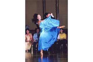 基礎から始める社交ダンス!