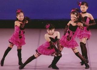 楽しく踊ろうジャズダンス【キッズ】
