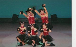 楽しく踊ろうキッズダンス 【立川】
