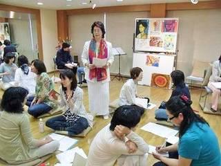 1年半で102件の就業実績 アートセラピスト養成講座