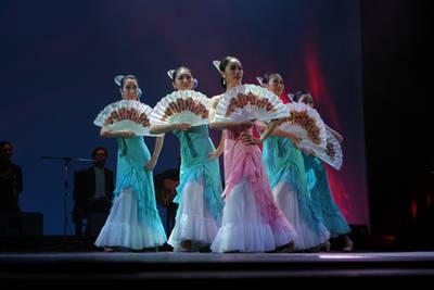 平富恵スペイン舞踊研究所