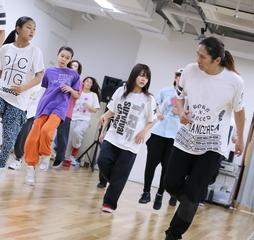 【STREET DANCE】TRF・SAM本人が教える初心者向けストリートダンスクラス
