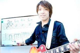 初心者歓迎♪【エレキギター】個人レッスンコース♪