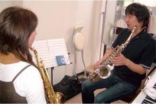 人間の声に一番近い楽器【サックス】個人レッスンコース♪
