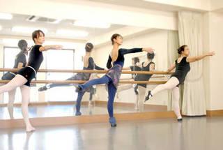 大人のためのクラシックバレエ♪入門クラス