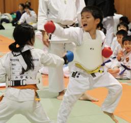 東京空手倶楽部&nbsp神田教室(幼児・女性クラス)